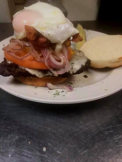 The Dave Burger